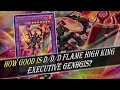 How Good is D/D/D Flame High King Executive Genghis? (Card Review) This Card is Easily a Staple