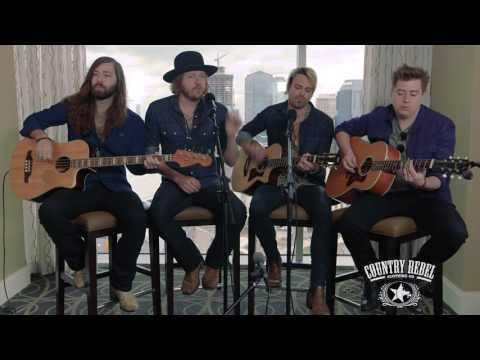 A Thousand Horses 'Smoke' // Country Rebel Skyline Sessions