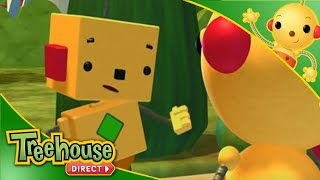 Rolie Polie Olie: Mission Invisible/Muscle Bots/Hypno-Eyes - Ep.23