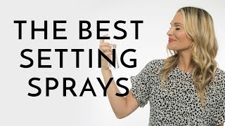 MVPs of VIPs: Setting Sprays Review | Molly Sims 2018