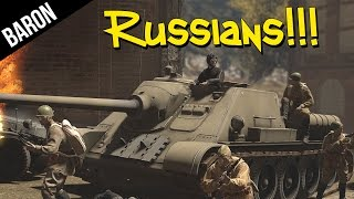 Heroes and Generals - The Russians Are Coming!  w/Phly, DevilDog and Muyskerm!