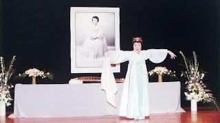 이매방 명무 '살풀이춤'(구음:김소희) 1996년 공연 Maebang Lee: Sal-puli dance(K…