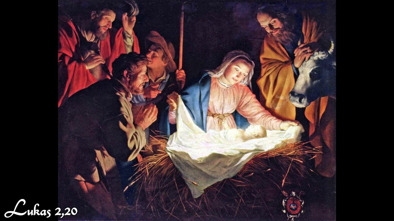 Weihnachtsgeschichte Jesus Geburt