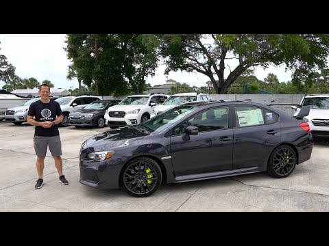 Is it TIME to SELL my Ford Focus RS for a 2019 Subaru WRX STI?