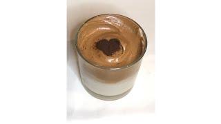 قهوة باردة سهلة وسريعة ولذيذة ١