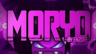 (Epic) MORYO by EnZore (Easy Demon) Geometry Dash[2.11]