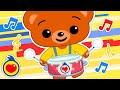 El tambor de bam plim plim canciones infantiles mp3