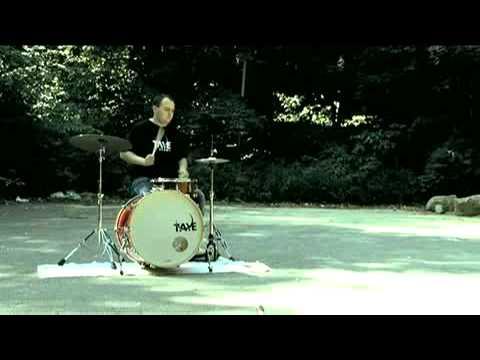 jozef banyak jr. plays taye  drums