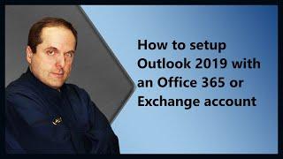 Як налаштувати Outlook 2019 з Office 365 або обліковий запис Exchange