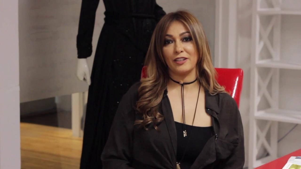 Moroccan Fashion Designer Usa Khadija Shilleh