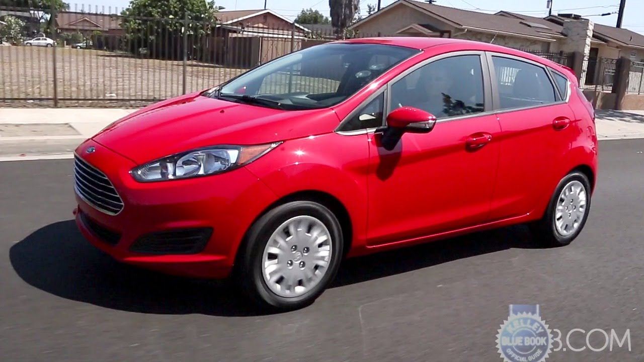 2016 ford fiesta review and road test youtube