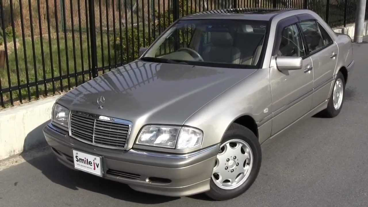 smile jv mercedes benz c280 elegance 1998 74 000km. Black Bedroom Furniture Sets. Home Design Ideas