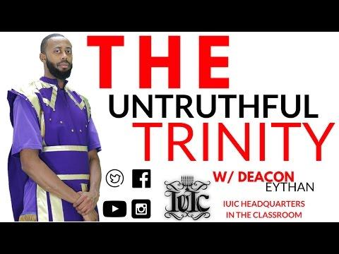 The Israelites: The Untruthful Trinity!!!
