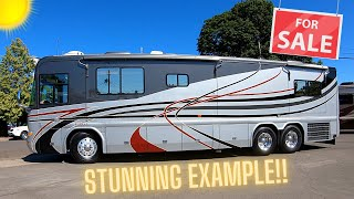 THE CLEANEST 2004 USED MOTOR COACH I'VE EVER SEEN!