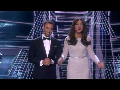 Eurovision Song Contest 2016 - Grab your towels, cum together