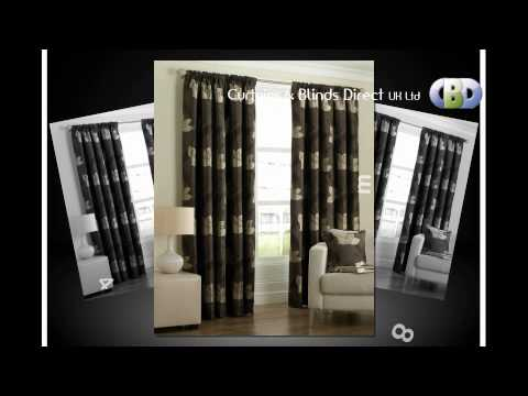 LongDrop  Ready Made Curtains at www.leadinginteriors.com