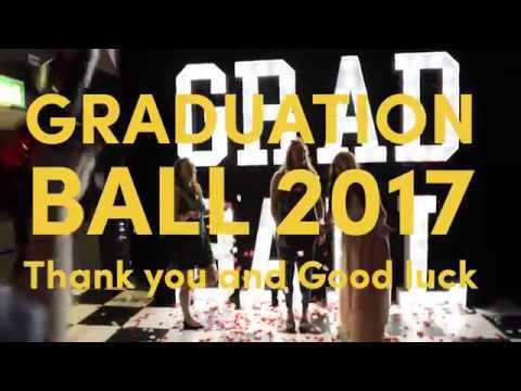 Grad Ball 2017 Highlights