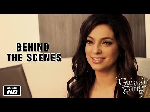Behind The Scenes | Juhi As Sumitra Devi | Gulaab Gang