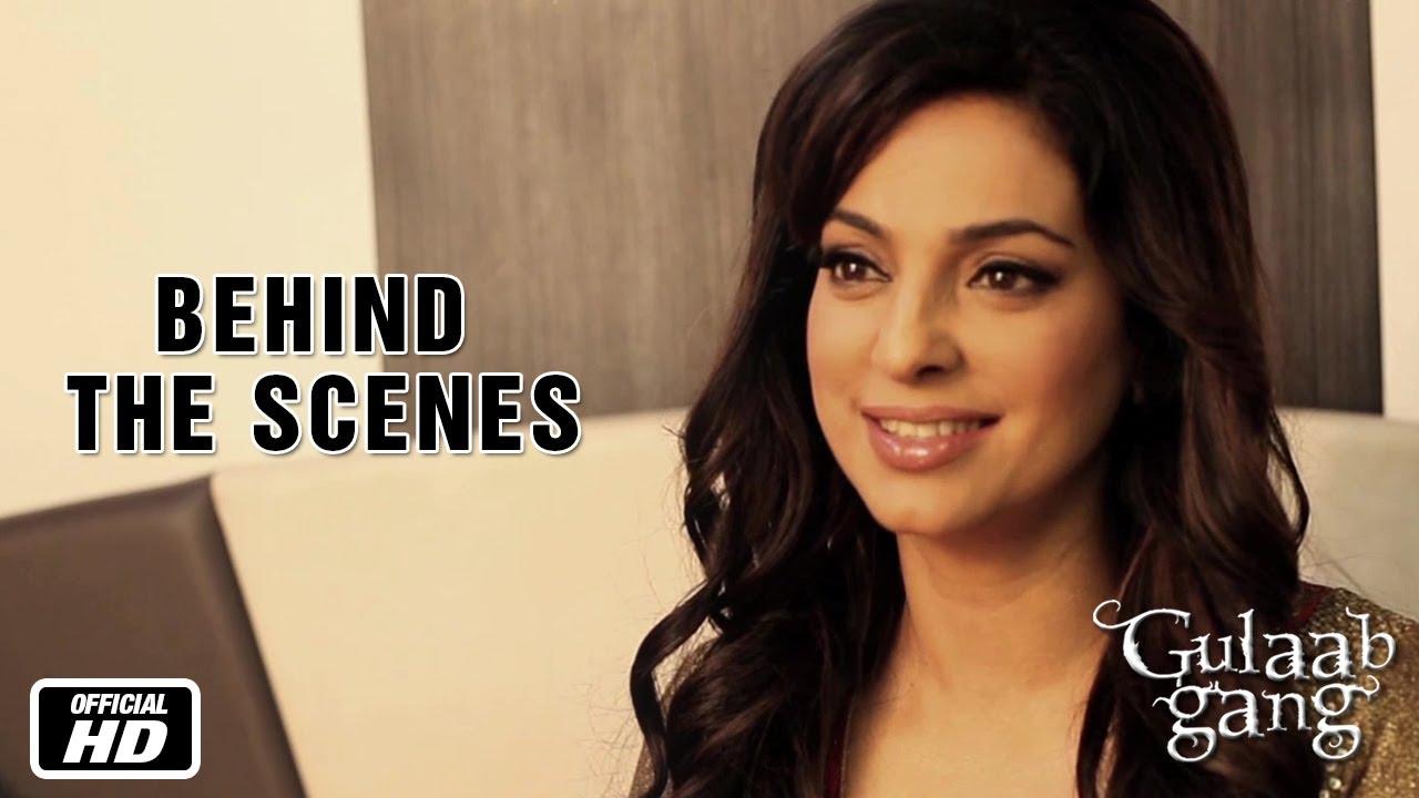 Download Behind The Scenes | Juhi As Sumitra Devi | Gulaab Gang