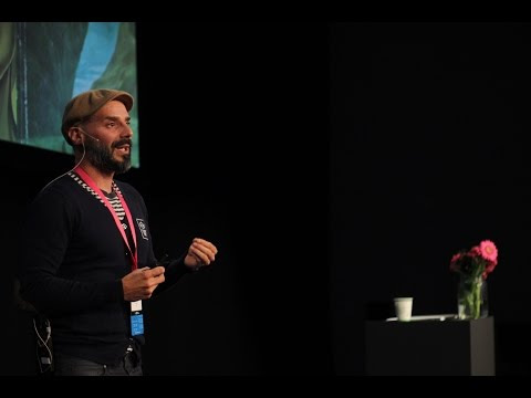 The Design for Emerging Technologies - David Montero @ UX New Zealand 2016