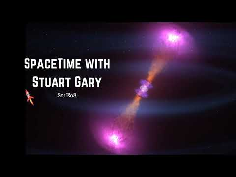 Neutron star merger poses new puzzles - SpaceTime with Stuart Gary S21E08 YouTube Edition
