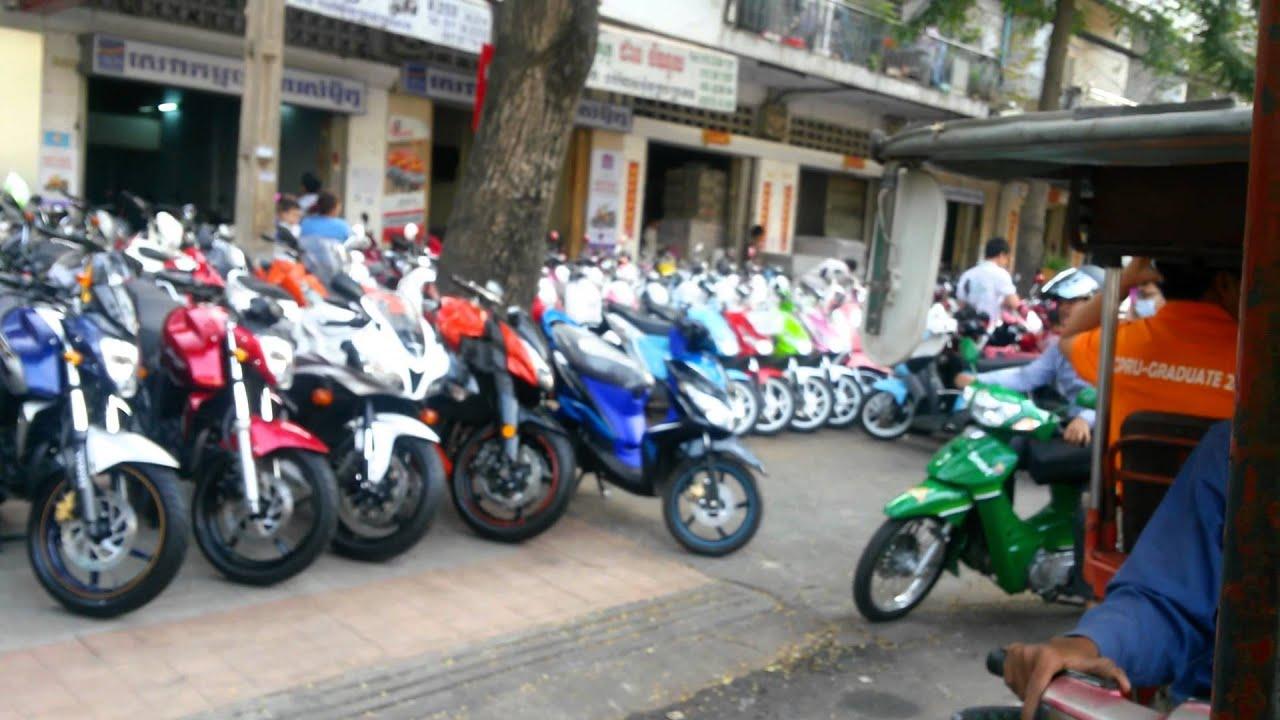 Motorbike Marketplace  Cambodia