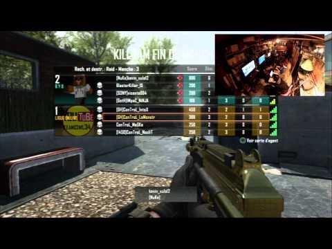 La ConTroL en Ligue BO2 | Ep8 : Gaming House | HD