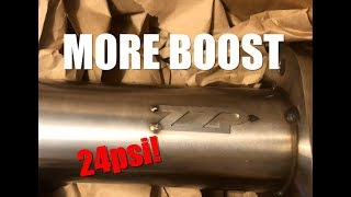 ZZP CATLESS DOWNPIPE INSTALL!- HHR SS makes HUGE GAINS!