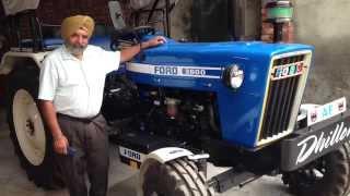 Ford 3600 tractor bye balhair s mahal Saila Khurd Hsp