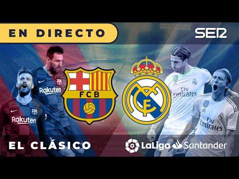 BARCELONA 0 - 0 REAL MADRID | Así te contamos el partido de Liga