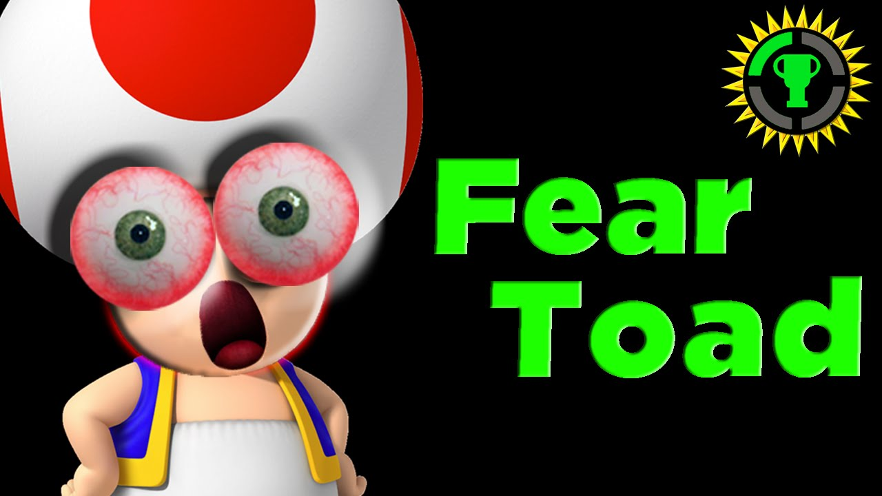 Game Theory: Toad's DEADLY Secret (Super Mario Bros )