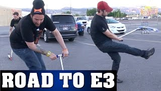 Parking Lot Chaos | Road to E3 2015