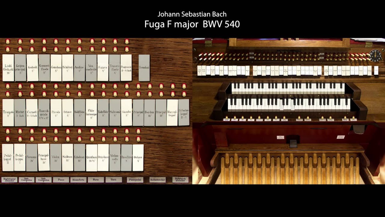 Szczecinek - Free sample set for Hauptwerk and GrandOrgue - YouTube