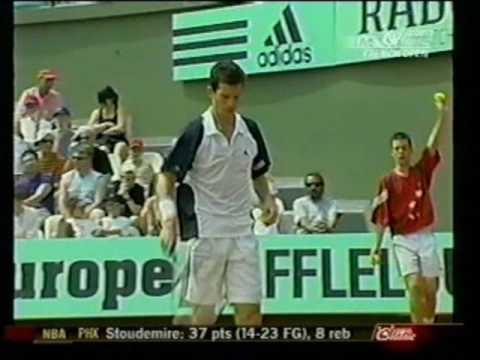 Luis Horna vs Tim Henman 2005