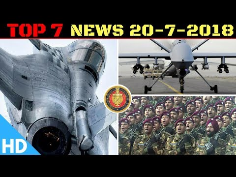 Indian Defence Updates : Special Forces Upgrade,MMRCA Trials Shorten,Armed Guardian,Tracking Ship