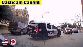 Ultimate North American Cars Driving Fails Compilation - 256 [Dash Cam Caught Video]