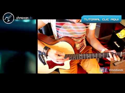 ... Todo' de Chayanne en Guitarra Acústica (HD) Tutorial - Christianvib