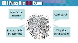 How to become Certified Internal Auditor (CIA)