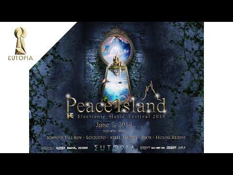 《 EUTOPIA 》廣告製作 │ Peace Island Electronic Music Festival Jun 7th 2014 CF