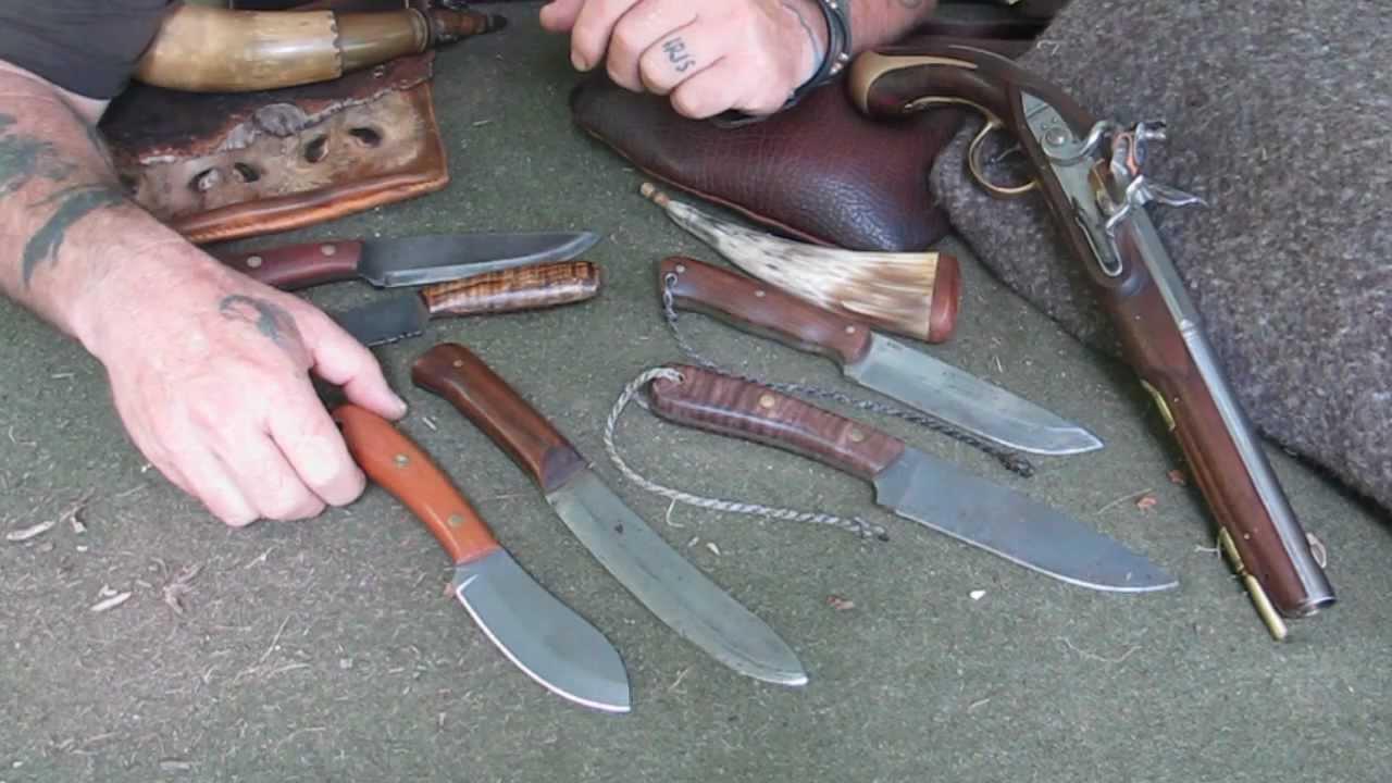 Butcher Knives A Frontier Standardwmv Youtube