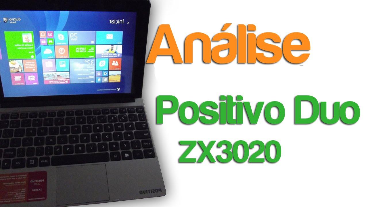 Positivo Duo Zx3020 - An U00e1lise  Pt-br