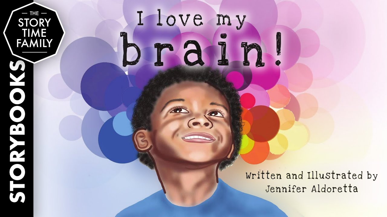 I Love My Brain! | A book about keeping our mind & body healthy
