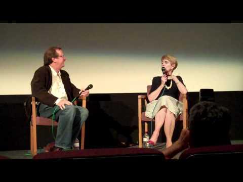 Barbara Rush at the Aero Theater 9292010