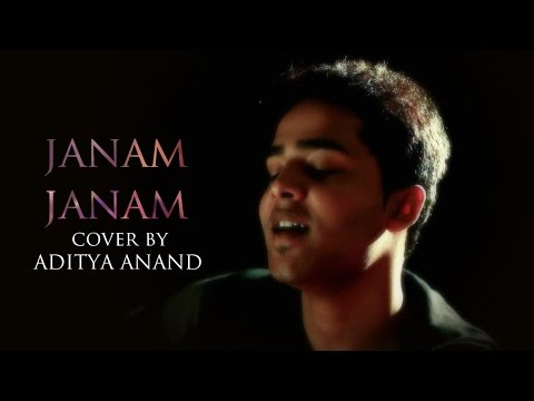 Janam Janam | Unplugged Cover by Aditya Anand | Arijit Singh | Dilwale