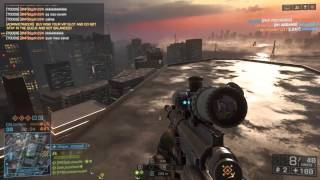 Battlefield 4-sniper-Pro headshot's