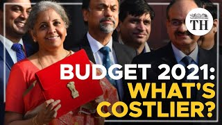 Union Budget 2021 | What's costlier and what's cheaper?