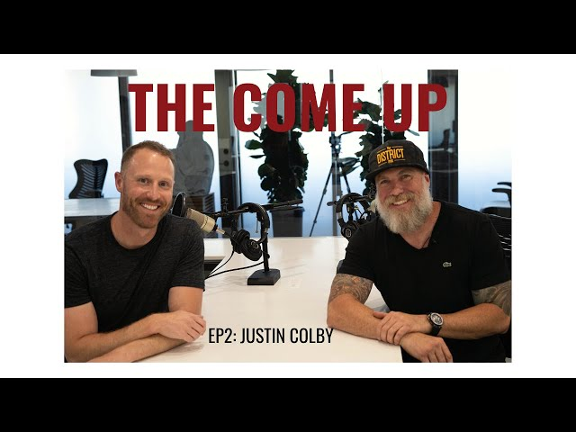 Podcast With JUSTIN Colby