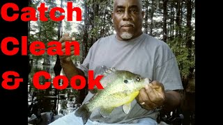 Cam's Crappie Hole  ***CATCH-CLEAN & COOK GINORMOUS SHELLCRACKERS