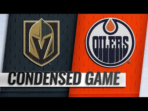 11/18/18 Condensed Game: Golden Knights @ Oilers