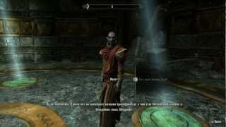 TES V Skyrim: Dragonborn #6 Руины Нчардак